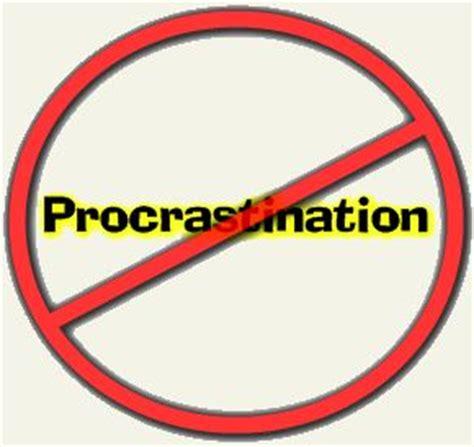 Thesis Computer Science: Procrastination essays